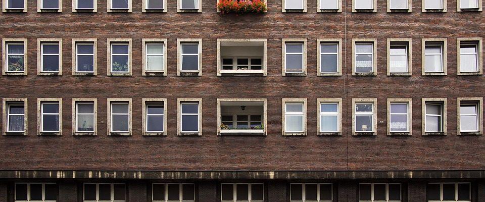 stavba bytů