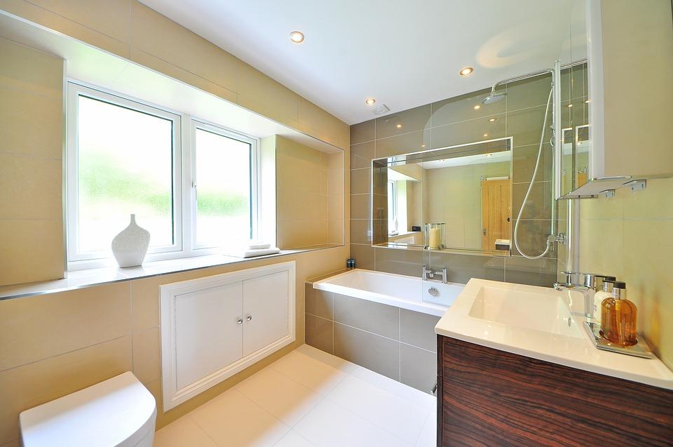 Jak zařídit moderní koupelnu