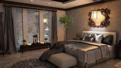 Design ložnice