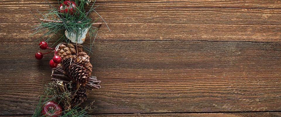 Vánoční dekorace do domácnosti
