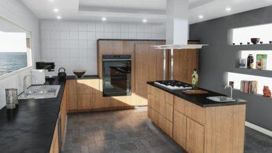 Zařizujeme kuchyni moderně a stylově