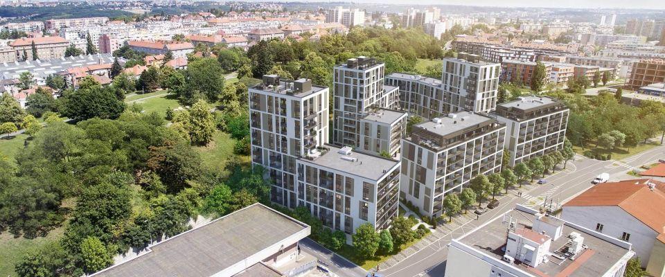 Moderní bydlení Na Vackově