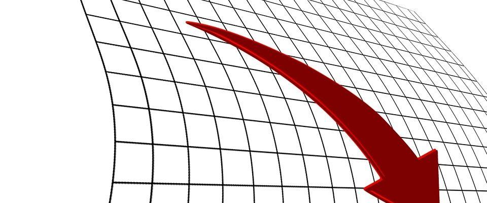Sazby hypoték klesají