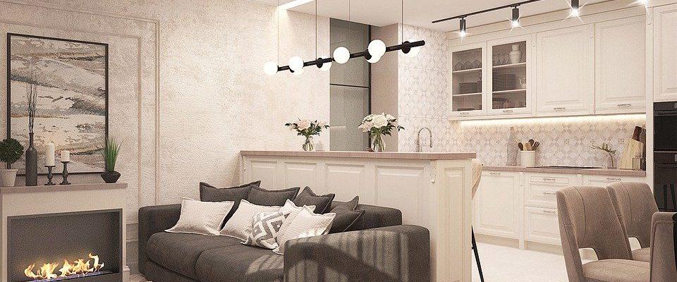 Vybíráme osvětlení do obývacího pokoje