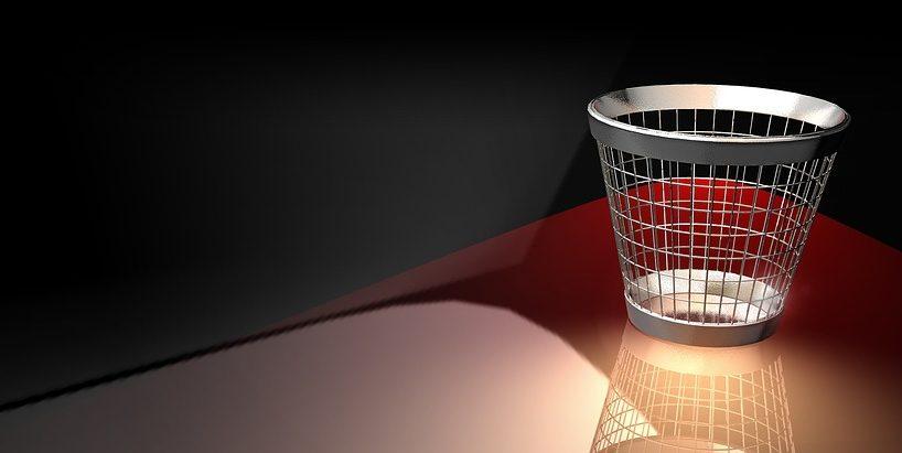 Typy odpadkových košů, které mají své místo v každé domácnosti