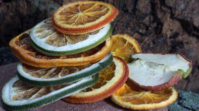 Jak vybrat sušičku na ovoce?